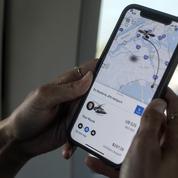 Uber peut désactiver les comptes de ses clients français mal notés