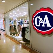 30 magasins C&A vont être fermés en France, 200 emplois menacés