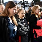 Greta Thunberg: les revendications pour le climat ont été «complètement ignorées» à Davos