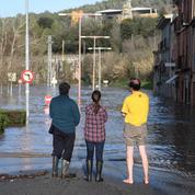 Tempête Gloria: les sinistrés commencent à évaluer les dégâts