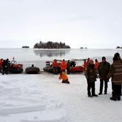 Français disparus au Québec: la dernière motoneige localisée