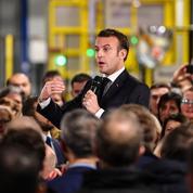 Automobile : Emmanuel Macron en Charente jeudi pour soutenir l'Europe des batteries
