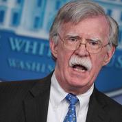 La Maison-Blanche interdit à Bolton de publier son livre en l'état