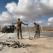 Raid iranien contre une base américaine en Irak: le bilan de nouveau revu à la hausse