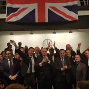 Partisans du «Frexit» et souverainistes ont célébré le Brexit