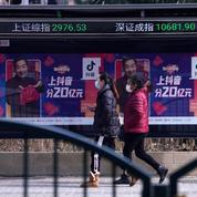 Coronavirus: après 10 jours de congés, les Bourses chinoises dégringolent