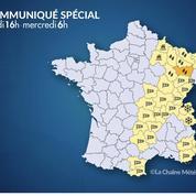 Tempête Hervé : la Corse en alerte orange