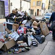 Grève du ramassage des ordures: Marseille demande la réquisition