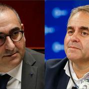 Nuñez dénonce «l'amateurisme» de Bertrand après ses propos sur la hausse de la violence