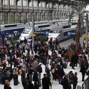 Vacances d'hiver : 12 millions de voyageurs attendus dans les gares