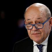 Brexit: la pêche, «une priorité absolue» selon Jean-Yves Le Drian