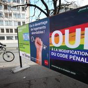 Les Suisses approuvent par référendum une loi anti-homophobie