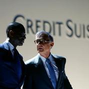 Crédit Suisse: l'actionnaire Harris Associates demande le départ du président du conseil d'administration