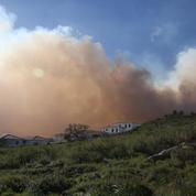 Incendies en Corse : les autorités ordonnent le confinement des habitants d'un village