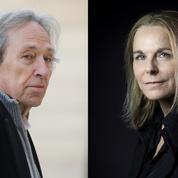 Camille Laurens et Pascal Bruckner, nouveaux jurés de l'académie Goncourt