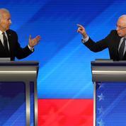 Primaires démocrates: Sanders double Biden, Bloomberg bondit