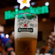 Heineken enregistre un bénéfice de 2,1 milliards d'euros en 2019, en hausse de 13,2%