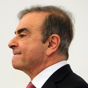 Nissan réclame 83 millions d'euros à Carlos Ghosn