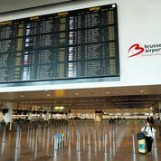 Aéroport de Bruxelles: les portiques de sécurité à 2,4 millions d'euros vont déjà être remplacés