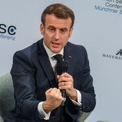 Macron manifeste son «impatience» face à Berlin