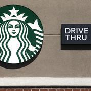 Starbucks lance son premier drive en France