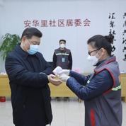 Coronavirus: Xi Jinping remercie Macron pour le «soutien» de la France