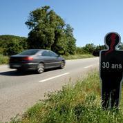 Sécurité routière: le nombre de morts sur les routes en hausse de 9,7% en janvier