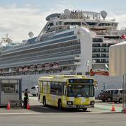 Coronavirus: des passagers du Diamond Princess commencent à débarquer