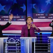 Débat démocrate: mauvaise prestation pour Bloomberg, Sanders confirme son statut de favori