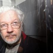 La justice britannique examine la demande d'extradition de Julian Assange vers les États-Unis