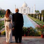 L'Inde déroule le tapis rouge pour Donald Trump