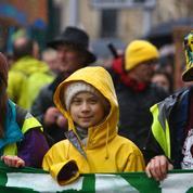 Greta Thunberg défile à Bristol : «Le monde brûle»