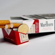 Le paquet de Marlboro, le plus vendu en France, passe à 10 euros
