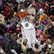 New Delhi : le déchaînement de violences contre les musulmans en photos
