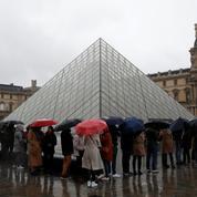Coronavirus : le Louvre n'a pas ouvert dimanche