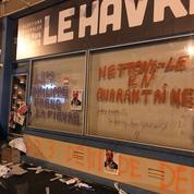 Retraites : la permanence de campagne de Philippe au Havre taguée
