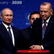 Erdogan en Russie jeudi pour discuter avec Poutine de la Syrie
