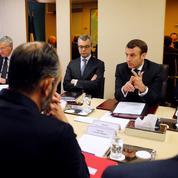Coronavirus : Emmanuel Macron annule tous ses déplacements prévus cette semaine
