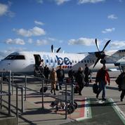 La compagnie aérienne britannique Flybe cesse ses activités