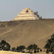 La plus vieille pyramide d'Égypte encore debout rouvre après rénovation