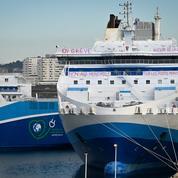 Réforme des retraites: les ports français, bastions d'irréductibles grévistes