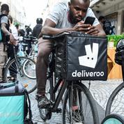 Trois millions d'euros ont été saisis sur les comptes parisiens de Deliveroo