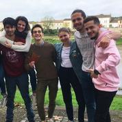 Dix jeunes sur les routes d'Europe pour le climat