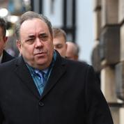 Le procès d'Alex Salmond pour agressions sexuelles secoue la famille indépendantiste écossaise