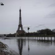 Lente décrue de la Seine, trois départements en vigilance orange inondation