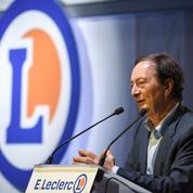 En France, «on a de la bouffe jusqu'à l'été», rassure Michel-Édouard Leclerc
