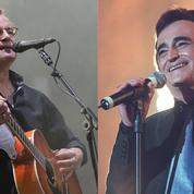 Francis Cabrel ressuscite Dick Rivers en live avec Rock'n'roll show