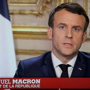 Coronavirus: Macron annonce des mesures «exceptionnelles et massives» de chômage partiel