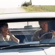Clint Eastwood fleur bleue Sur la route de Madison