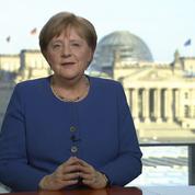 Coronavirus en Allemagne : Merkel mise sur la pédagogie et la solidarité